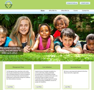 Hopeful Horizons Charitable Foundation