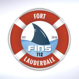 Logo Design Ft. Lauderdale Fins